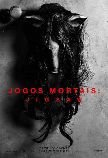Jogos Mortais: Jigsaw Torrent – BluRay 720p/1080p Dual Áudio