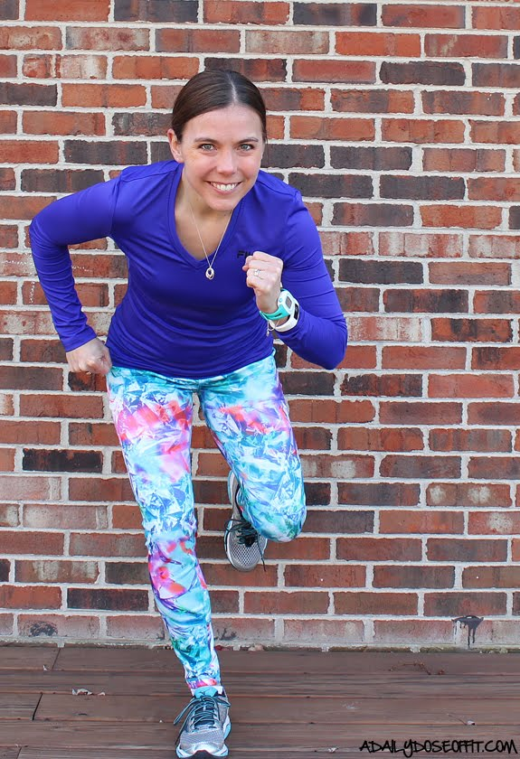A Cold Weather Running Outfit (and some accessories, too)