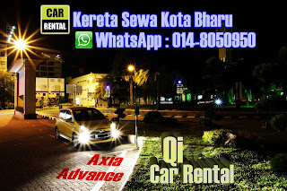 Kota Bharu Kelantan, Axia Advance Auto