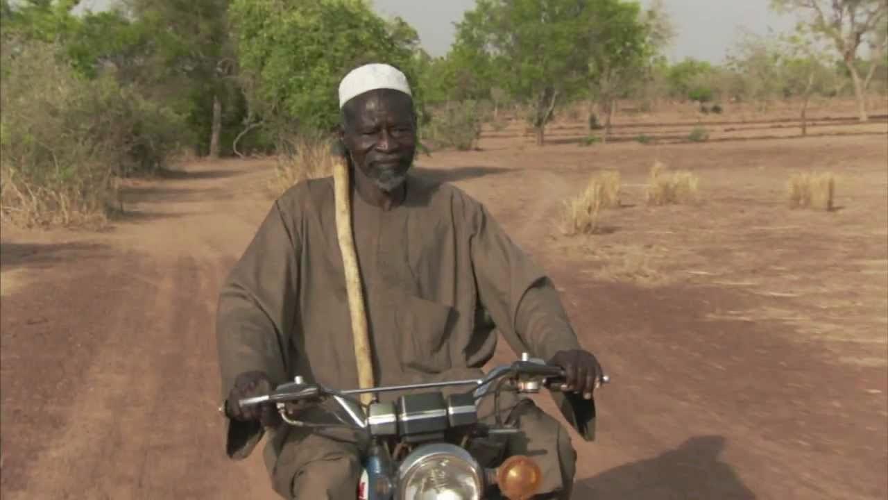 L'uomo che ha fermato il deserto