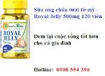 Nhà phân phối sữa ong chúa