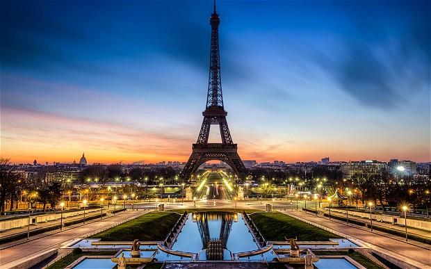 Beautiful Cities in Europe - Paris, France