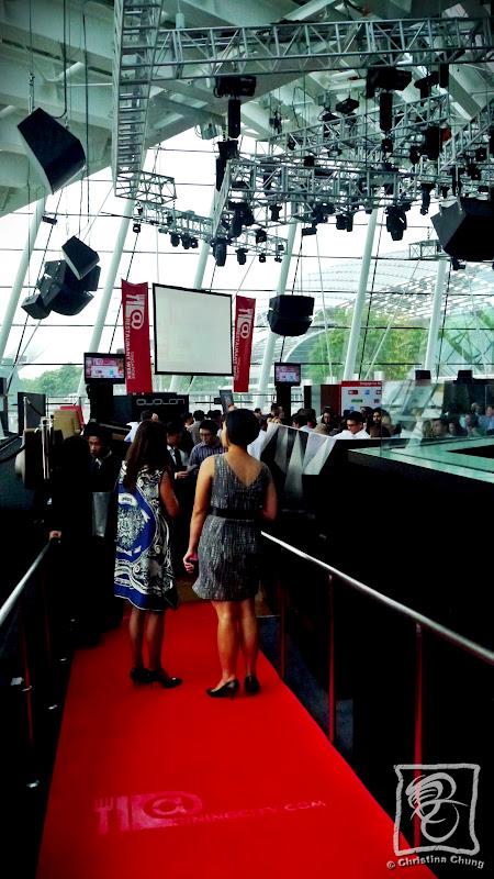Singapore restaurant week 2012 huney 39 z world for Au jardin restaurant singapore