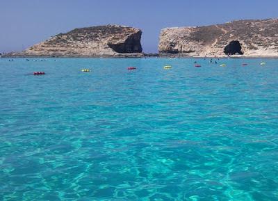 Blue Lagoon Laguna Azul Malta