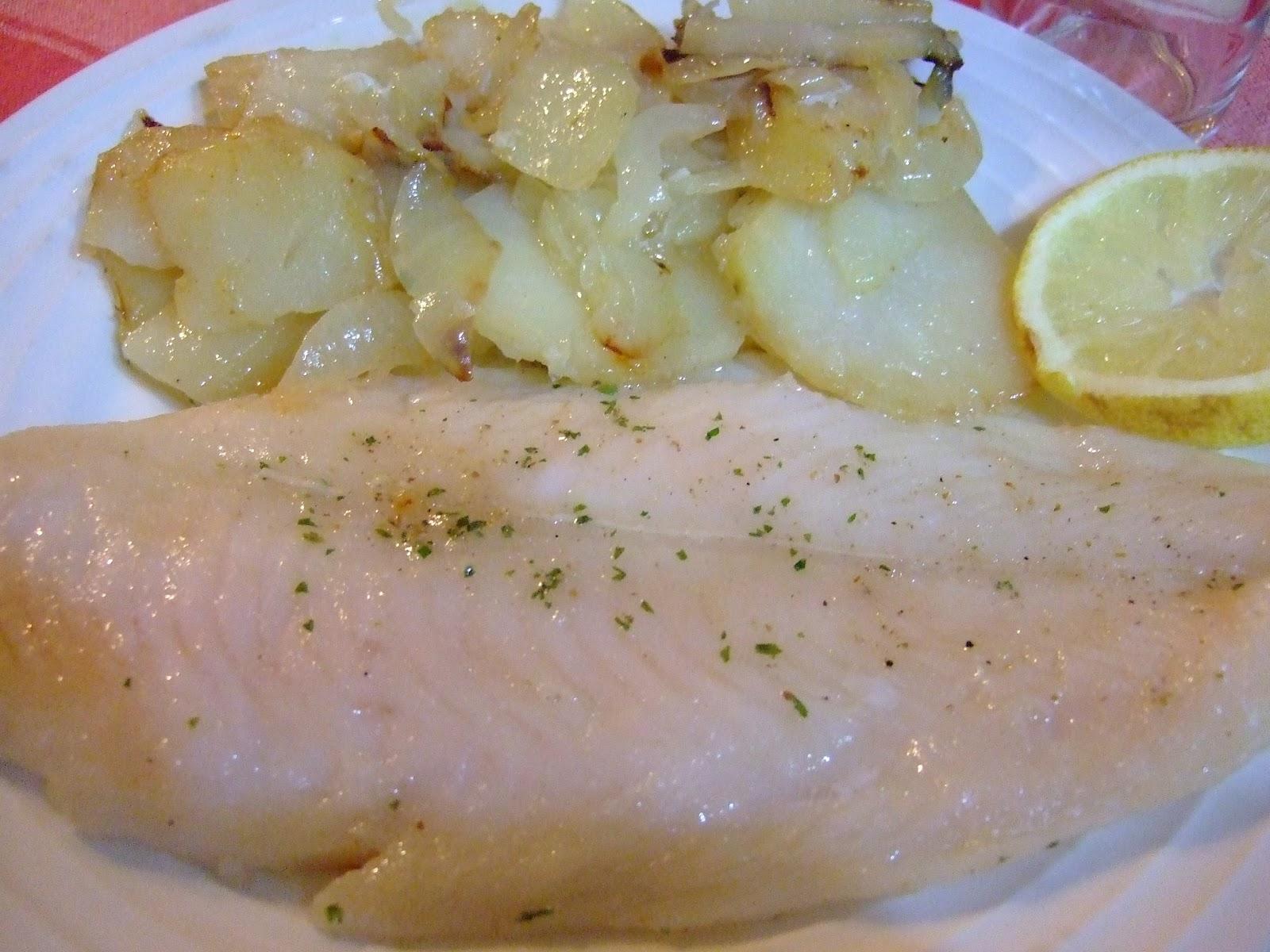 Pescado al vapor con verduras utilizando thermomix cocina f cil y barata - Cocina facil y saludable thermomix ...