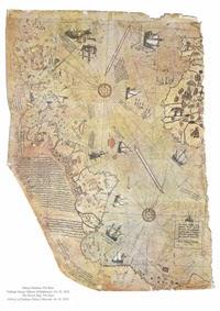 Piri Reis D�nya Haritas�