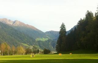 Golf in Sterzing