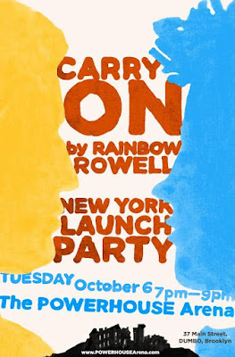 Carry On NY Launch Party