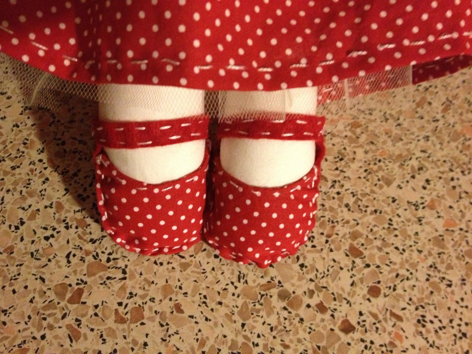 per finire le scarpe a ballerina per stare comode