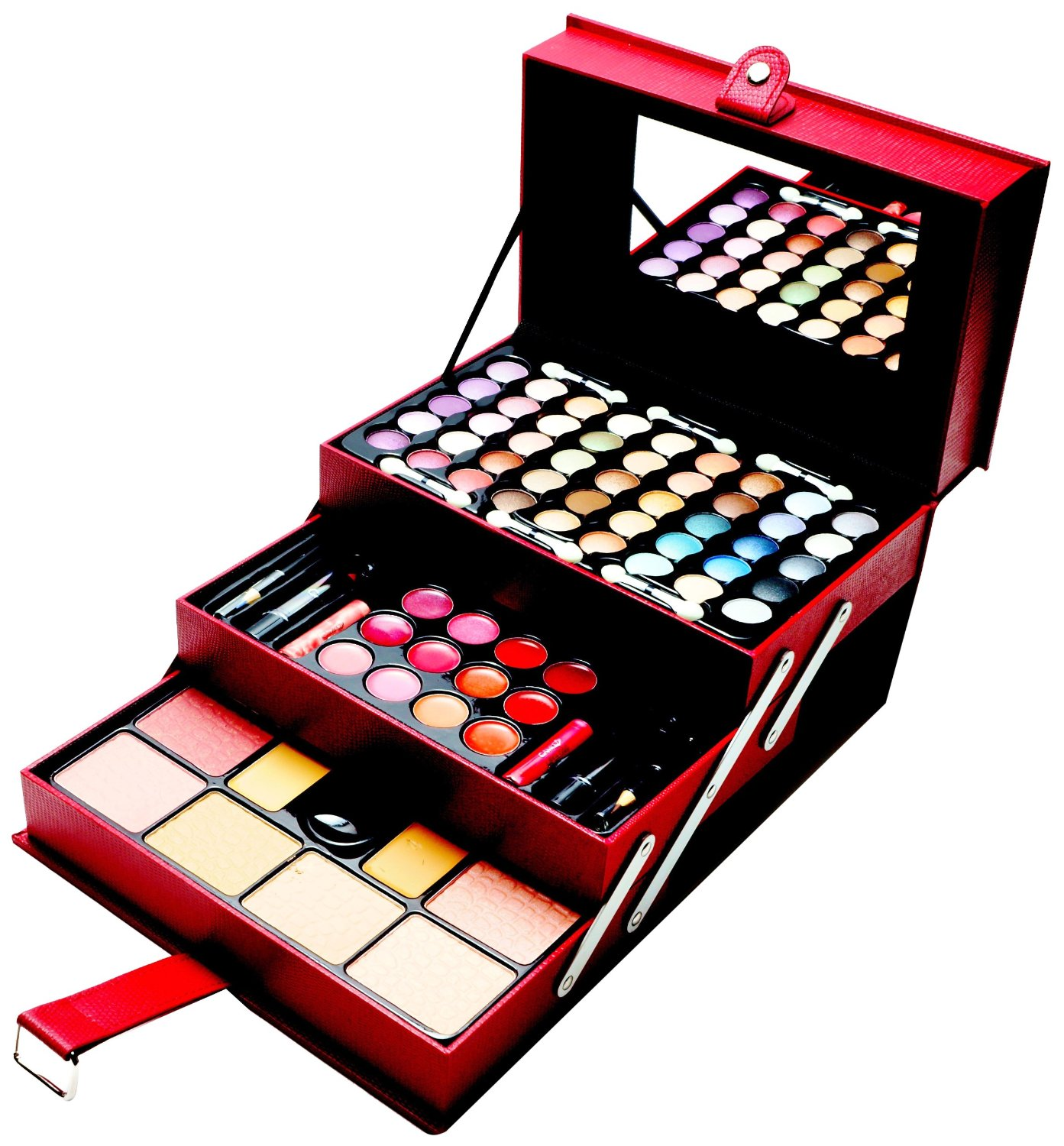 Cameo All In One Makeup Kit (Eyeshadow Palette Blushes Powder And More) Holiday Exclusive