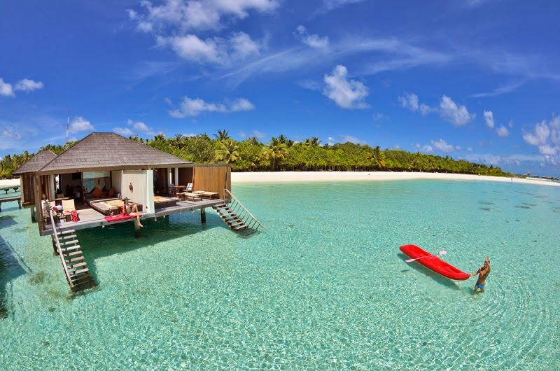 Honeymoon Tour Packages For Maldives From Delhi India