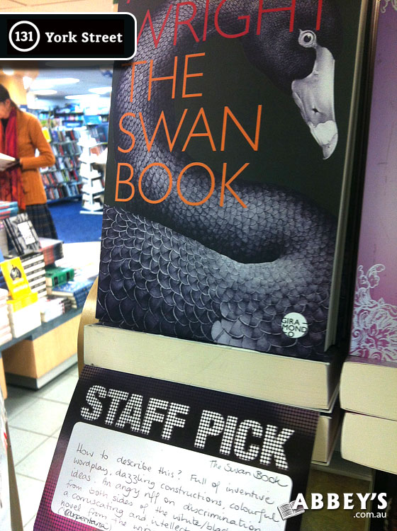 The Swan Book by Alexis Wright ~ Abbey's Bookseller Pick