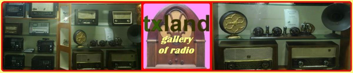 txland  Σαλόνι ραδιοφώνου