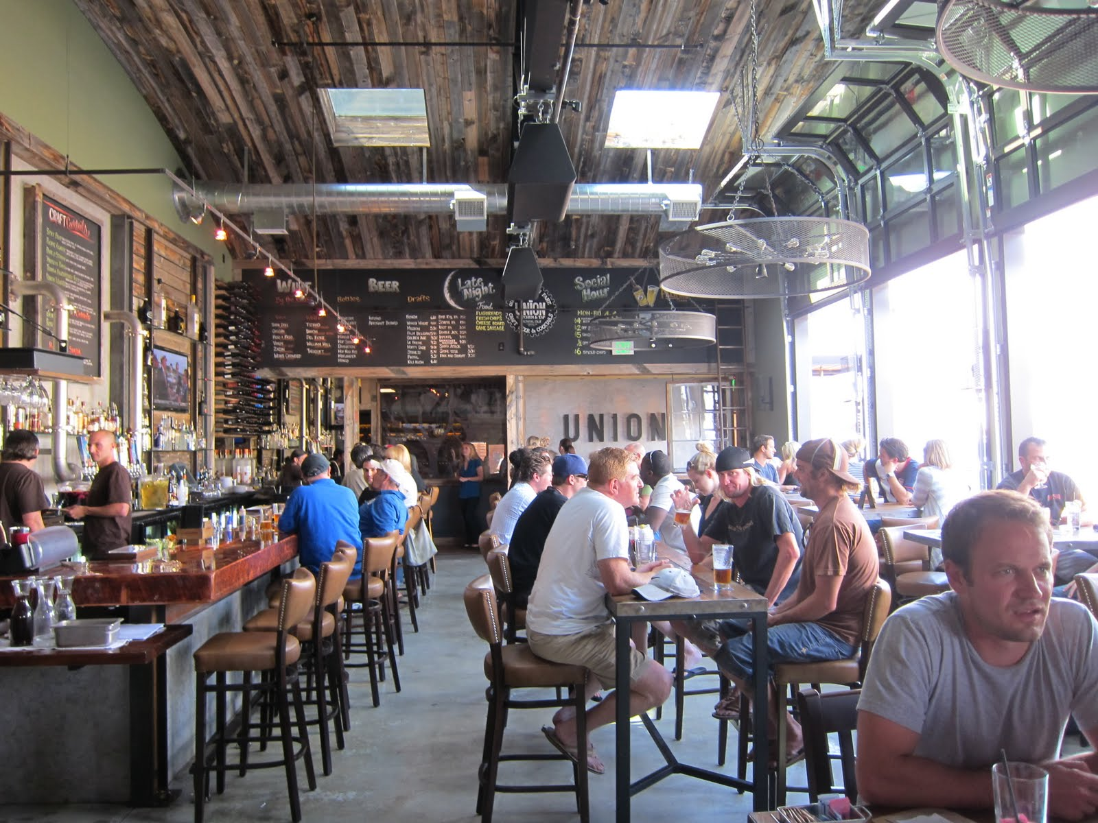 local wallys blog to san diego could union kitchen tap be the ultimate encinitas restaurant - Union Kitchen And Tap