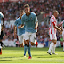 Stoke City vs Manchester City 1-4 Highlights News 2015 Aguero Crouch Milner Nasri Goal