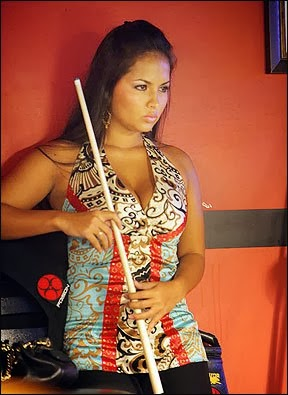 shanelle loraine sexiest billard player 03