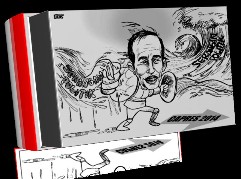 Jokowi ga mempan akan Politisasi Bencana Banjir