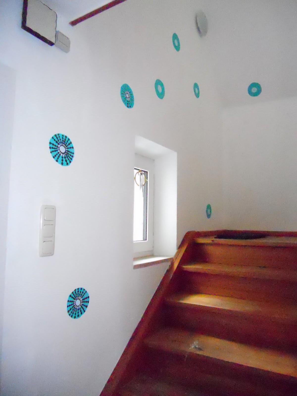 Vielewelten treppenhaus und garderobe eine renovierung for Garderobe treppenhaus
