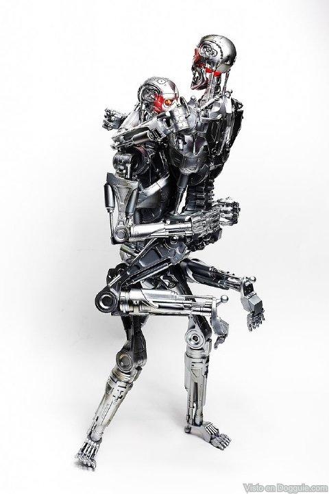 kamasutra robots 02 Ternyata Robot terminator Juga Bisa Melakukan ML, FULL FOTO