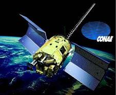 satelite en orvita