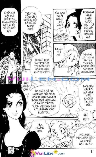 Hoa Hồng Véc-Xây Chapter 5 - Trang 10