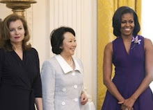 White House Luncheon For G8 Spouses