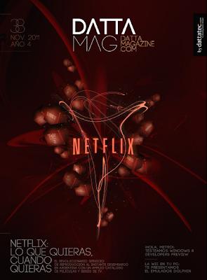 Imagen de la portada de DattaMagazine número 38