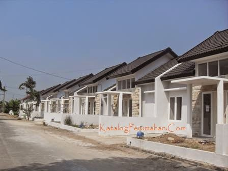 Block rumah minimalis Mandiri Residence