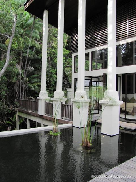 Spa Village, Gaya Island Resort by YTL, Sabah, Borneo, Malaysia