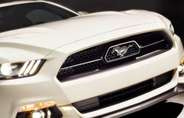 2015 Ford Mustang 50th Limited Edition