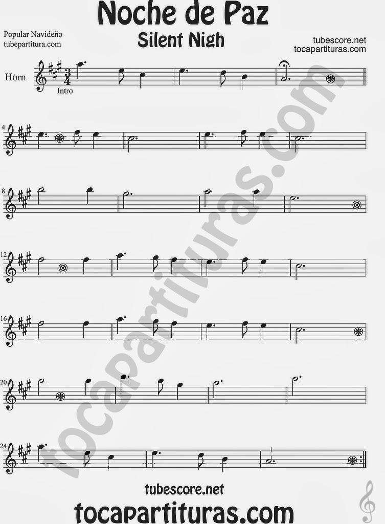 All Music Chords french horn sheet music : tubescore: December 2016