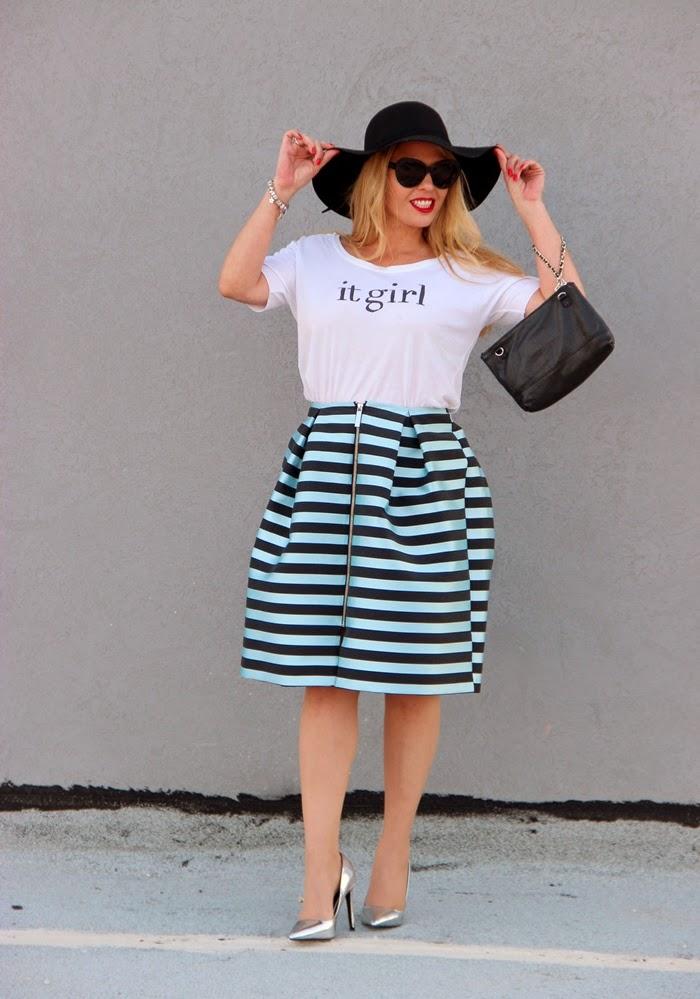 בלוג אופנה Vered'Style - שחור או לבן