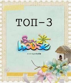 Hoop-art в топе блога SunHouse