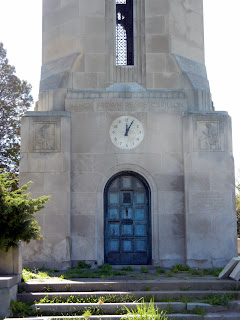 Nancy Brown Peace Carillon on Belle Isle in Detroit, Michigan