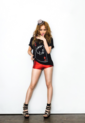 Jia miss A Prototype T-Shirts