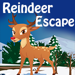 Games4King Reindeer Escap…