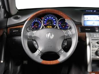 2009 Acura on Acura Rl 2010