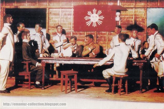 Postcard | Biak-na-Bato Republic