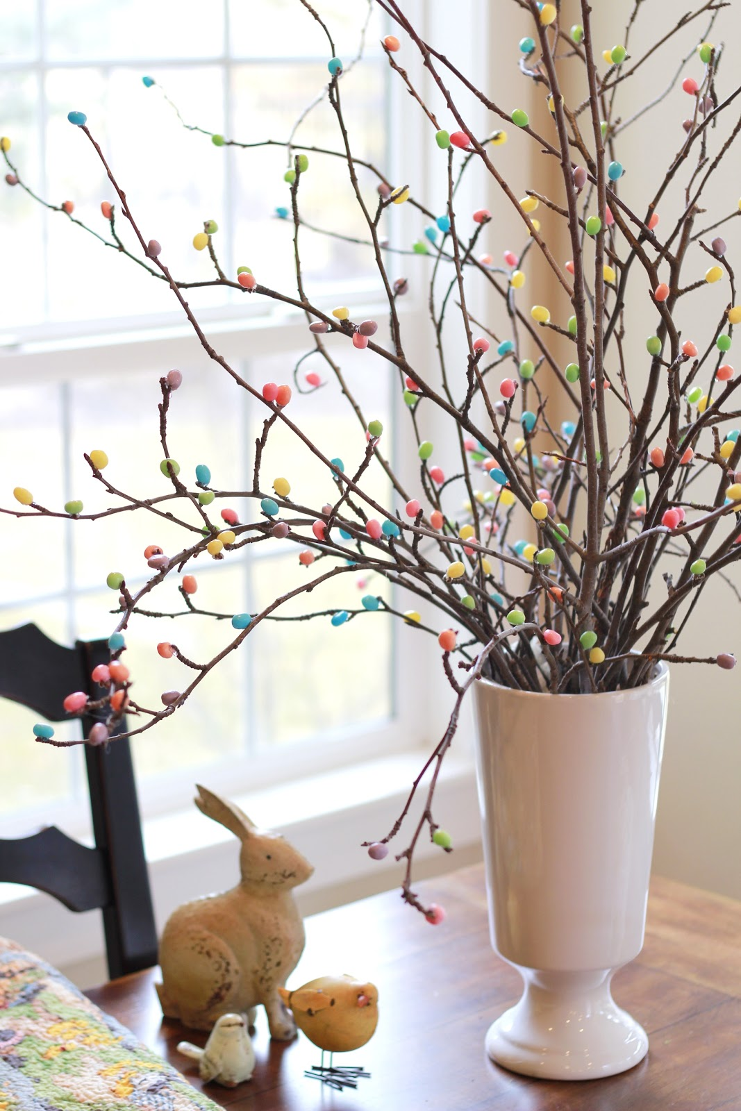 Tree branches for crafts - Jelly Bean Tree
