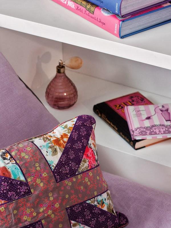 Una habitación juvenil con encanto bhoemio