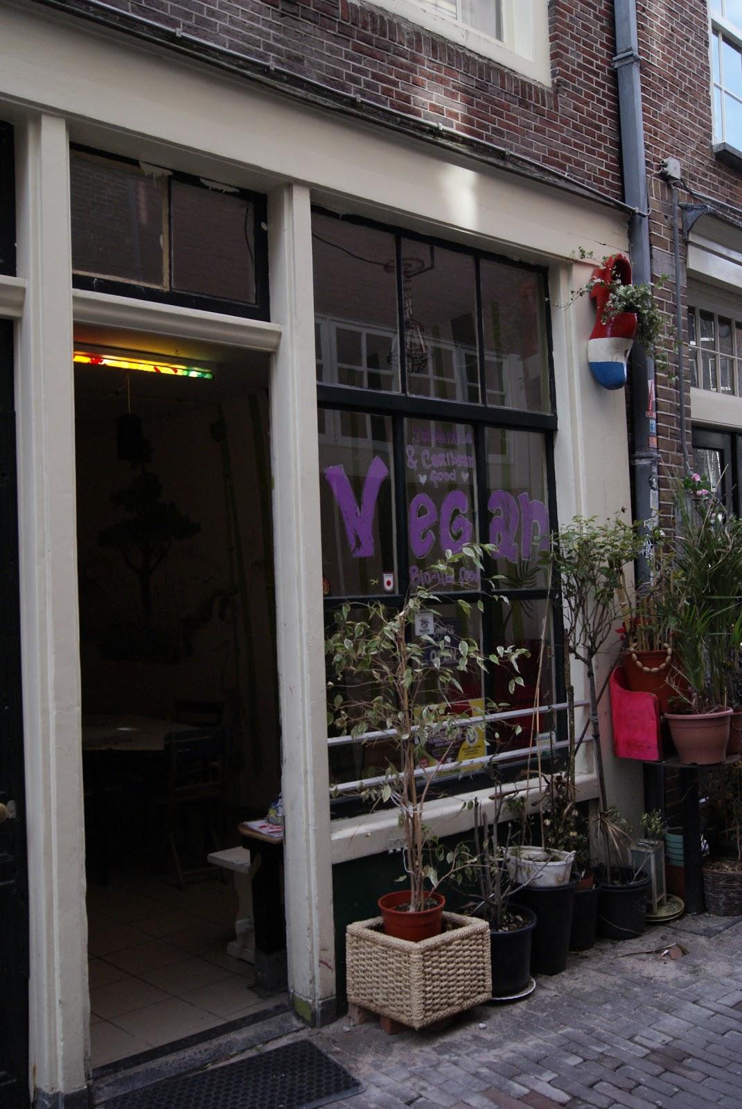 TerraZen, Amsterdam vegan