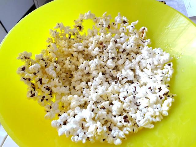 red kernel popcorn