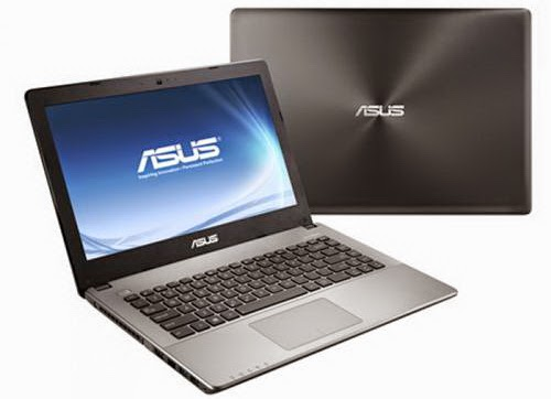 Driver ASUS A450LC Windows 8.1 64bit