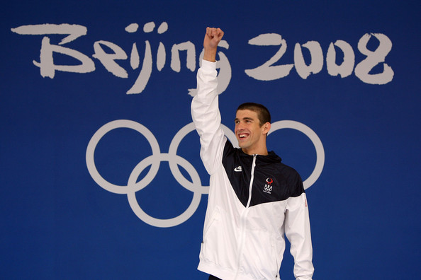 Michael phelps 2008 olympics