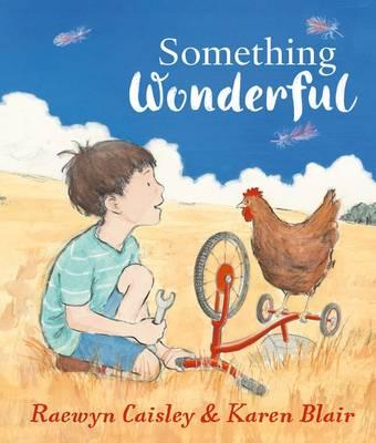 Image result for something wonderful book