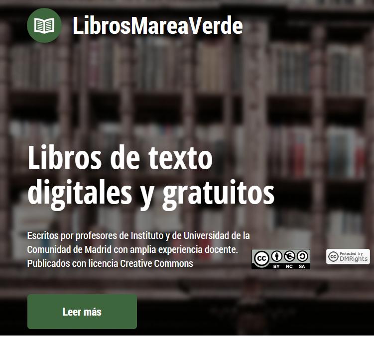 LibrosMareaVerde