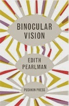cover of Binocular Vision by Edith Pearlman