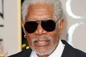 Morgan Freeman, el famoso que inspira más confianza en EE.UU.