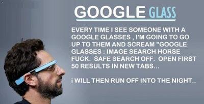 Google Glass Prank