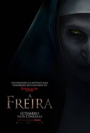 A Freira BluRay Filmes Torrent Download capa